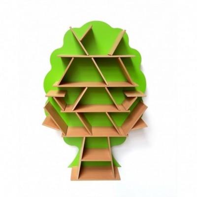 Regał na książki Drzewo MDF