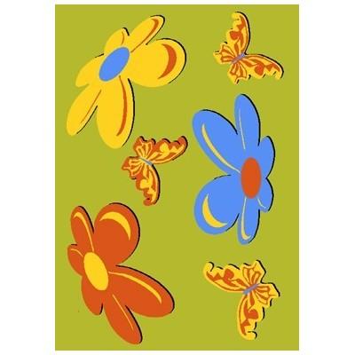 Motyle - różne rozmiary
