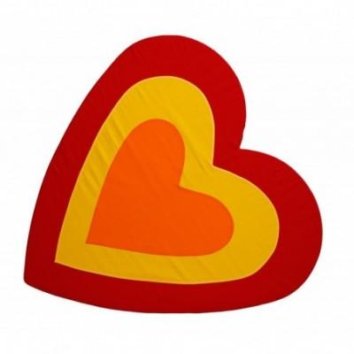 Materac  serce