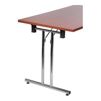 Stół składany chrom
