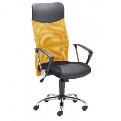 Fotel W-03 - Pomarańczowy