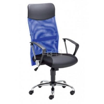 Fotel W-03 - Niebieski