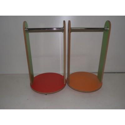Wózek na poduszki na kółkach