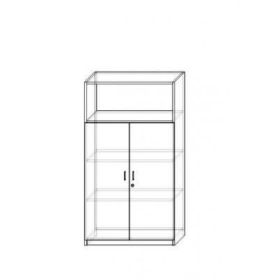 Regał 1-szafkowy niski (SL...