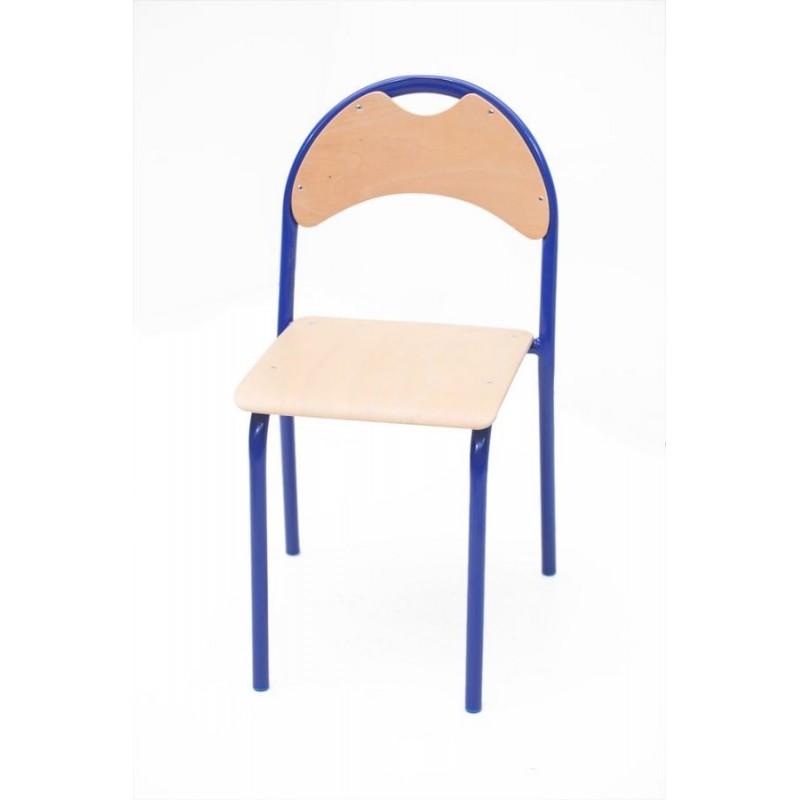 Krzesło Bolek ø 25 Półokrągłe Oparcie