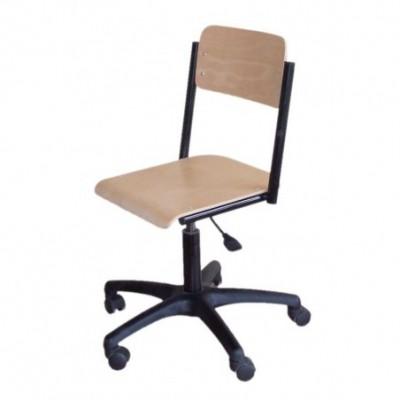 Krzesło Junior na pięcionogu